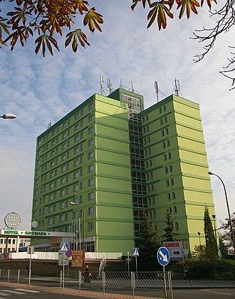 Ostrowiec Świętokrzyski - Accademia Hotel