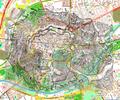 Otoman city on today's Timisoara.png