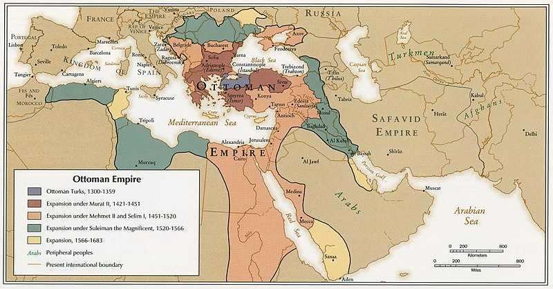Period 4 1450 1750 ce anatolia throughout history period 4 1450 1750 ce sciox Choice Image