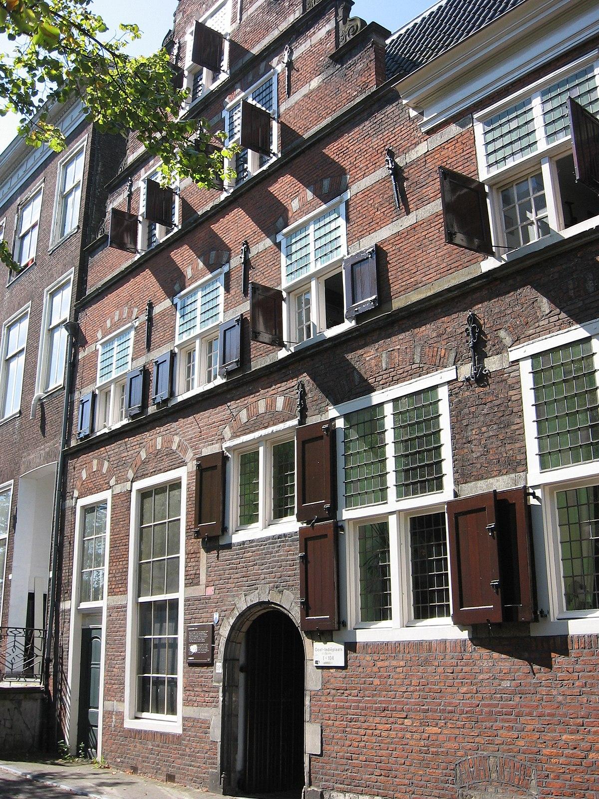Voc kamer delft wikipedia for Lijst inrichting huis