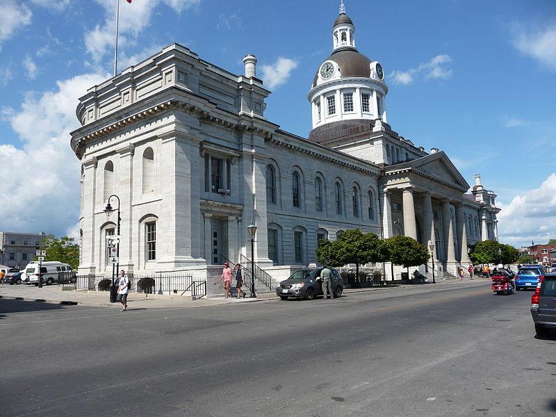File:P1080313 City Hall, Kingston,Ontario..JPG