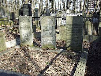 Biala (Hasidic dynasty) - Biala dynasty plot in Poland
