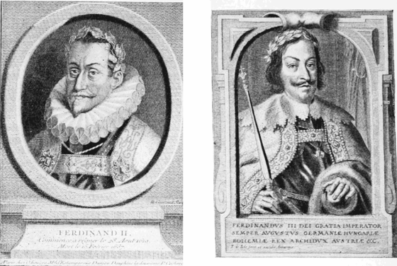 PSM V61 D462 Ferdinand ii and iii of the house of habsburg.png