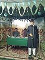 Pakistan monument museum qaid e azam delivering speech.jpg