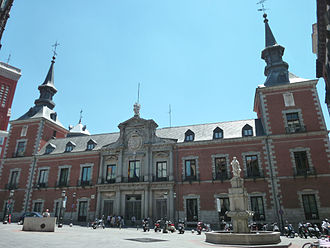 Ministry of Foreign Affairs and Cooperation (Spain) - Headquarters of the Ministry