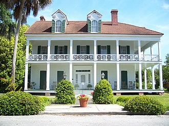 National Register of Historic Places listings in Putnam County, Florida - Image: Palaka Bronson Mulholland 01