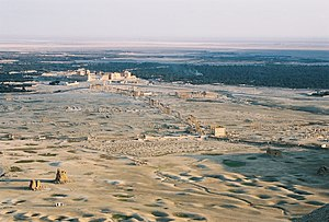 Palmyre Vue Generale