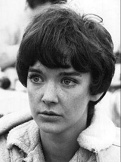Pamela Franklin British actress
