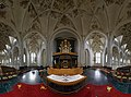Panorama photo of the interior of Grote of Onze Lieve Vrouwekerk (Harderwijk) I.jpg