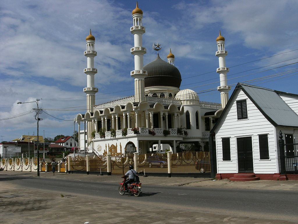 file paramaribo  mosque at keizerstraat 88 jpg
