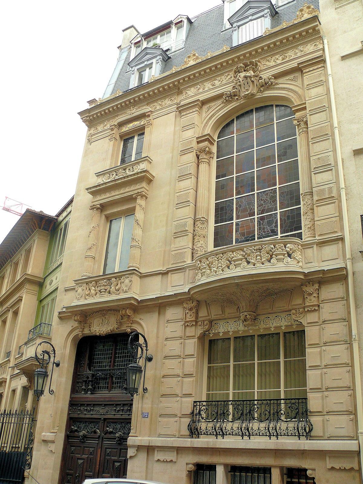 Hotel Judic Paris