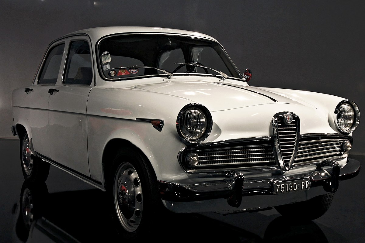 alfa romeo giulietta 1955 wikipedia. Black Bedroom Furniture Sets. Home Design Ideas