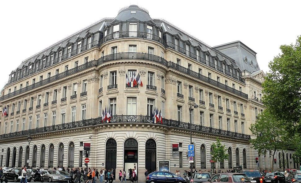 Paris 9 - Immeuble Société Générale -936