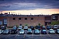 Parking Lot Sunset (6814725151).jpg