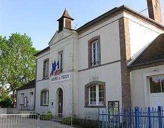 Paroy, Seine-et-Marne Commune in Île-de-France, France