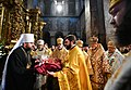 Participation in the liturgy and enthronement of the Primate of the Orthodox Church of Ukraine (2019-02-03) 10.jpeg