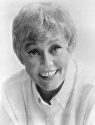 Pat Carroll (actress) - Carroll in 1972