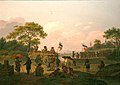 Patrol of the National Guard, painting by Tobias Gimbel.jpg