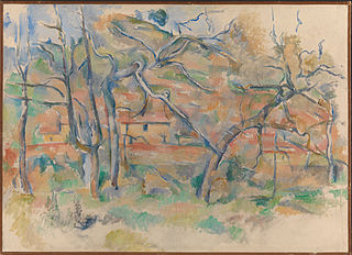 Trees and Houses, Provence