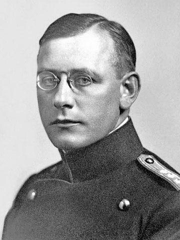 Paul Grüninger vermutlich im Jahr 1939
