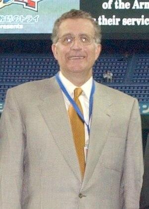 Paul Tagliabue - Tagliabue in August 2002
