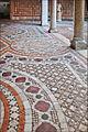 Pavement de la cour de la Ca dOro (Venise) (6200433529).jpg