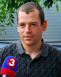 Pavol Hochschorner Slovak canoeist