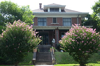 Pearson-Robinson House United States historic place