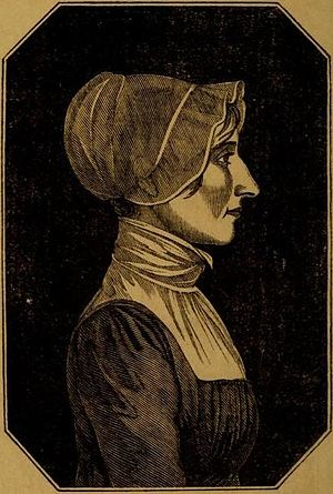 Lorenzo Dow - Peggy Dow, aged 35