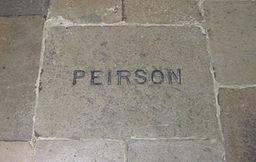 Peirson églyise dé Saint Hélyi Jèrri