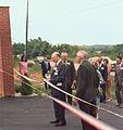 Pellegrino Park Ribbion Cutting Ceremony, 4 June 1972.jpg