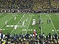 Penn State vs. Michigan football 2014 22 (Michigan on offense).jpg