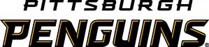 Flyers–Penguins rivalry - Image: Pens Wordmark 2016present