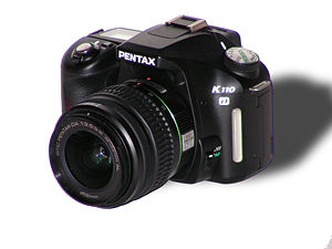 Pentax K110D