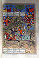 Persia, firdausi, sahnama o libro dei re, 1582, orientale 5, 02.JPG