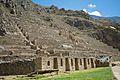 Peru - Sacred Valley & Incan Ruins 230 - Ollantaytambo ruins (8115055992).jpg