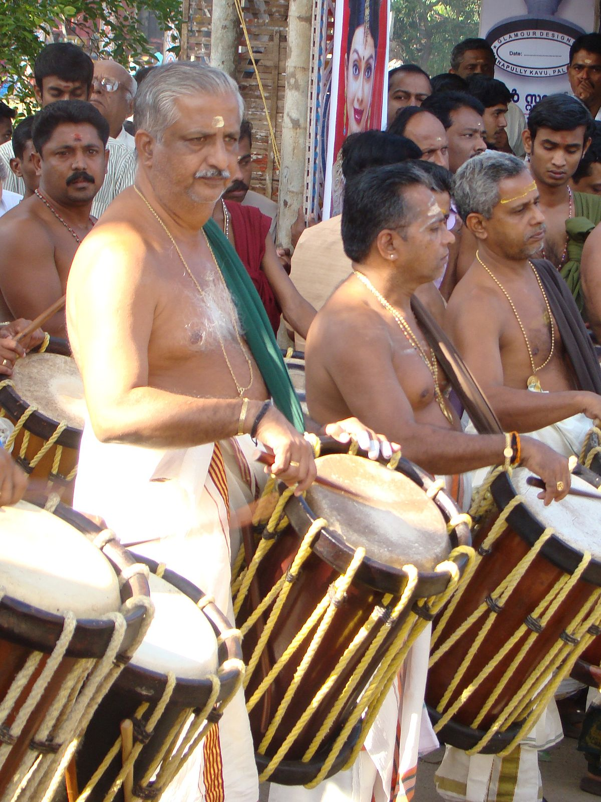Thrissur Pooram - Wikipedia