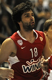 Serbian basketball player