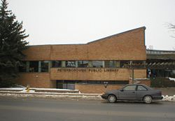 Peterborough Public Library's Main Library