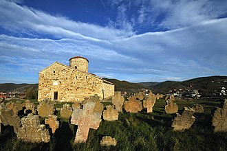 Serbia in the Middle Ages - Church of the Holy Apostles Peter and Paul in Stari Ras, finished in the 9th century