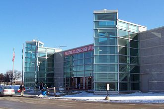 West Allis, Wisconsin - Pettit National Ice Center
