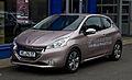 Peugeot 208 95 VTi Allure – Frontansicht, 1. Mai 2012, Ratingen.jpg