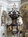 Pfarrkirche Gaspoltshofen Fischerkanzel 01.JPG