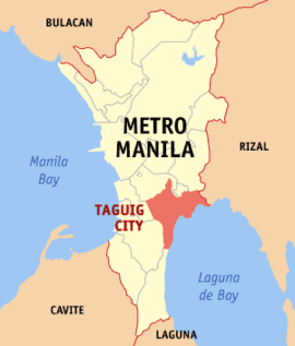 Ph locator ncr taguig.png