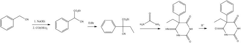 Phenobarbital synthesis 2.png