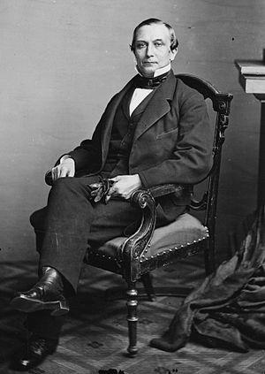 Philip Francis Thomas - Image: Philip Francis Thomas, sitting