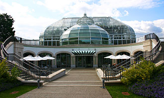 Lord & Burnham - Image: Phipps conservatory