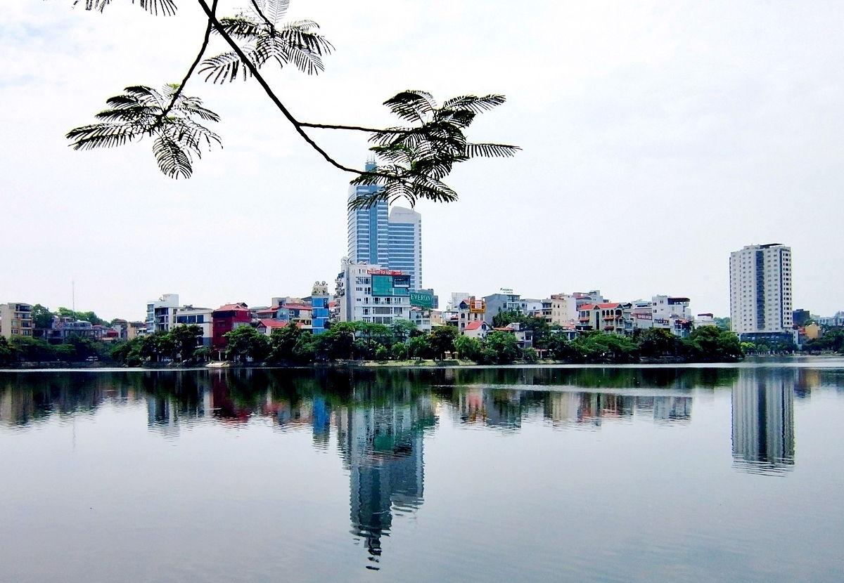 Tây Hồ (quận) – Wikipedia tiếng Việt