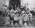 Photograph of the Community Service Club from the 1951 Tomokan.jpg