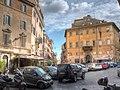 Piazza di San Callisto Roma Trastevere 2013 03.jpg